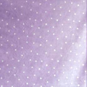 Remnant 1003: Dot Lavender [0.60 metre] - £ 4.75 Item price